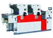 DX47/56/62JS机组式双色胶印机